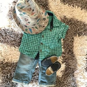 Cat & Jack outfit